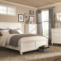 Tips to buy the best white bedroom furniture set queen White Bedroom Set Queen, White And Brown Bedroom, King Bedroom Sets, White Bedroom White Bedroom Set Queen, White And Brown Bedroom, King Bedroom Sets, Modern Bedroom Furniture, Bedroom Desk, Bedroom Interiors, Brown Furniture, Bedroom Small, Bedroom Art