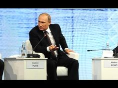 6/18   Putin at SPIEF: 'Why should EU tolerate what's dictated by US?