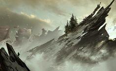 landscape by ramsesmelendeze