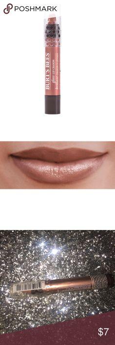 Burt's Bees Gloss Crayon  - Outback Oasis Super comfy on the lips. Great item for bundling. Brand new Burt's Bees Makeup Lip Balm & Gloss