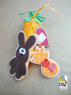 Embalagens de Pascoa!