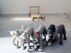 Las minuciosas esculturas tejidas de Hannah Haworth | Corriendo con ...