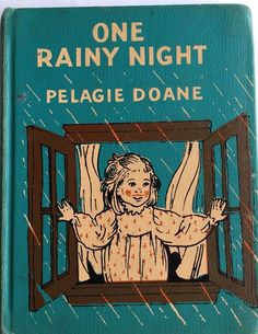 One Rainy Night Pelagie Doane 1957 HC