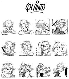 Quino Lucky Luke, Humor Grafico, Amazing Adventures, Funny Comics, Comic Strips, Hilarious, Cartoons, Memes, Cute