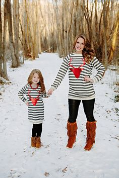 127 best Mother and daughter outfits images on Pinterest | My ...
