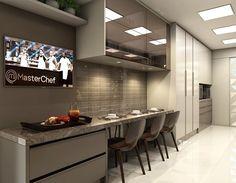 Mais dessa Cozinha elegante!!! #Projetoclaudinycavalcanti #decoração #decor #interiores #interiors #decoration #decoracion #instadecor #homedecor #arquitetura #ambientação #arte #decoration #design #arquiteto #cozinha #kitchen #apartamento #3d
