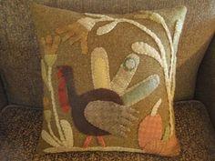 """""""Turkey Turkey"""" design by Maggie Bonanomi"""