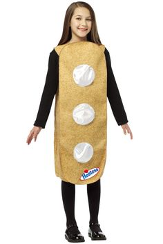 twinkie the kid costume | Hostess Twinkie Child Costume (7-10)
