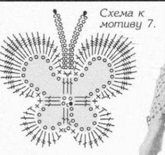 Free Crochet Butterfly Pattern 2 | Free Crochet Patterns & Free