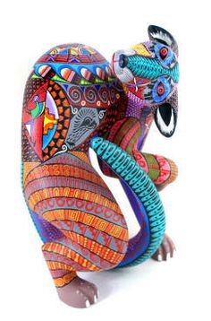 oaxacan wood carvings
