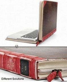 Cool way of Hiding A Laptop!