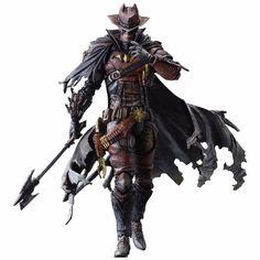 Variant Play Arts Kai Batman Timeless Wild West Dam - $ 2,099.00 en MercadoLibre