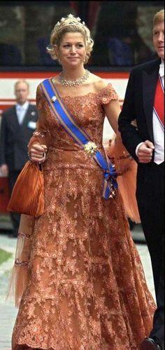 wedding of Princess Martha Louise and Ari Ben of, 24 may 2002