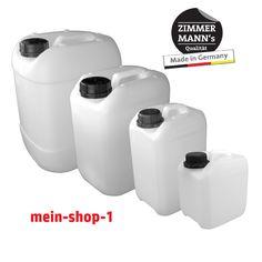 55l Verschiedene Stile Weiß Weithalsfass/kunststoff-fass