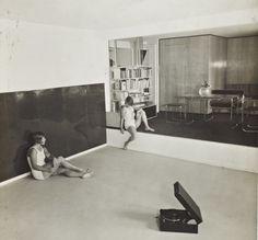 marcel breuer… apartment for a gymnastics teacher, berlin, 1930 @ goodmemory see…