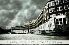 Waverly Hills Sanatorium in Louisville, KY. A former tuberculosis hospital, which operated from the 1920s to the 1960s. In recent years, the abandoned building has earned notoriety by appearing on Ghost Hunters, Ghost Adventures, Scariest Places On Earth & Most Haunted,to name a few. Harrington Potography. http://en.wikipedia.org/wiki/Waverly_Hills_Sanatorium