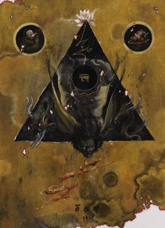 David S. Herrerias is a self-taught artist involved in Occultism and Alchemy, born in Mexico City in 1982. Part of his work approach is to enter consciously in communication with higher spheres thr...