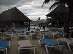 Pool at Port Costa Maya