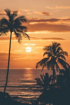 "vincentmanara: ""Breathtaking sunrise in Kaua'i """