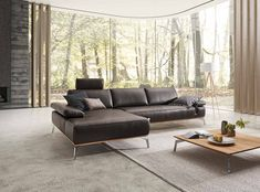 ADA Ledersofas überzeugen durch ihre edle Optik und natürliche Haptik. Gefertigt in Österreich vereinen sie höchsten Komfort mit modernem Design. Outdoor Furniture, Outdoor Sectional Sofa, Outdoor Decor, Chaise Lounge, Sofa, Furniture, Outdoor Sofa, House, Home Decor