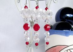 More Beaded Ornaments - Icicles