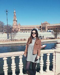 It's been a pleasure  #weekendplan #andalucia #sevilla #spainrules #sunnyday #familytrip by nereariz