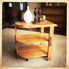 ANOUK offers an eclectic mix of vintage/retro furniture & décor.  Visit us: Instagram: @AnoukFurniture  Facebook: AnoukFurnitureDecor   February 2016, Cape Town, SA. Retro Furniture, Furniture Decor, Drinks Trolley, February 2016, Cape Town, Retro Vintage, Art Deco, Photo And Video, Facebook
