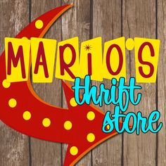 Browse unique items from MariosThriftStore on Etsy, a global marketplace of handmade, vintage and creative goods.