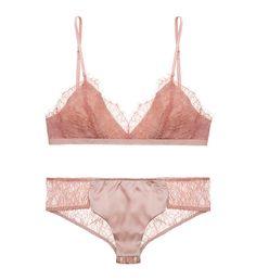 20 ensembles de lingerie pastel (et sexy)