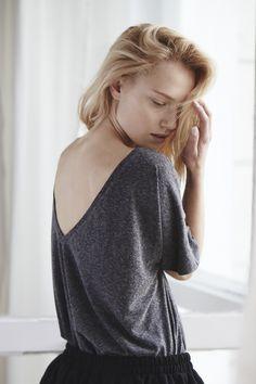 girl basic t-shirt new brand the odder side