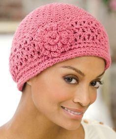Crochet Cap @ DIY Home Crafts