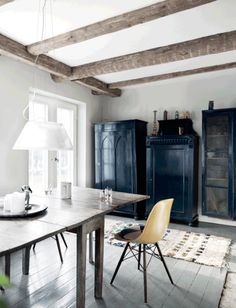 Galleri: Bolig - Knald på farverne i den gamle lade | Femina