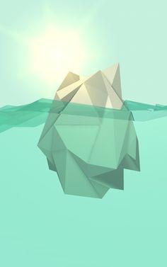 iceberg polygon