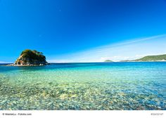 La Paolina Beach, Elba Island, Italy - It is a lovely beach in Marciana, named after Napoleon Bonaparte's sister. There is also a small island opposing the beach that is easily accessible by swimming or walking.