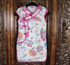 also different pattern kids childrens cheongsam QP2001 free shipping 5 PCS in 1 lot US $57.42