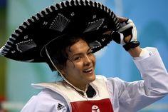 Nombran abanderada a Maria del Rosario Espinoza para Juegos Olímpicos