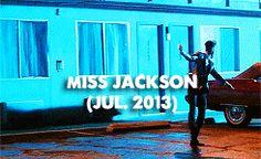 Miss Jackson (2013)