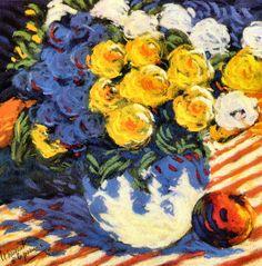 Le Bouquet a la Pomme, Bernard Bidal