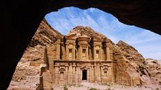 Introducing Jordan -- on the Lonely Planet website (the picture is of the Al Deir in Petra)