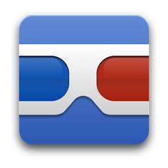 Aplikacja Google Googles odczytuje  treści kodów paskowych, QR kodów, rozpoznaje punkty orientacyjne w terenie, sfotografowane teksty, wizytówki, dzieła sztuki, książki, płyty DVD, CD itp.