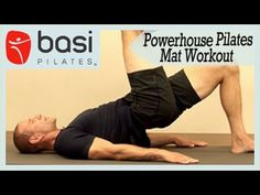 ▶ BASI Pilates: Powerhouse Pilates Mat Workout - YouTube This is a very good basic pilates work out 35 minutes.