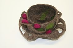 Small Cabbage Bowl by Pamela MacGregor