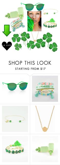 """SHOPLALUCE"" by vitovka ❤ liked on Polyvore featuring Italia Independent, Hipanema, Caterina Mariani, Minnie Grace, hipanema, shoplaluce, caterinamarianibijoux, ItaliaIndependent and minniegrace"