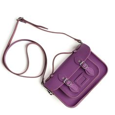 Magnetic Mini Satchel in Leather - Port Matte – The Cambridge Satchel Company UK Store Cambridge Satchel, Satchels, Leather Bag, Unisex, Store, Mini, Bags, Shopping, Handbags