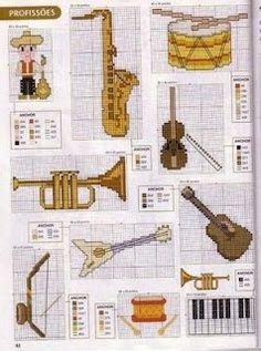 Image detail for -Setembro 2009 | Ponto Cruz-Cross Stitch-Punto Cruz-十字绣-Punto ...