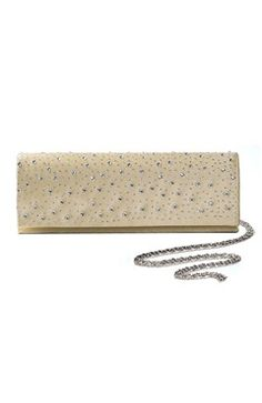Champagne #Clutches Style Code: 07744 $19