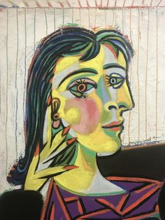 Picasso, Love and Hate — Becky Jewell Pablo Picasso, Expo Picasso, Kunst Picasso, Art Picasso, Picasso Paintings, Great Paintings, Beautiful Paintings, Scratch Art, Art Courses