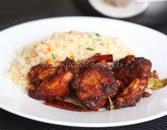 Chicken Varuval (Malaysian)
