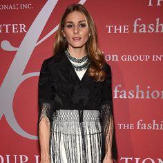 Pin for Later: Olivia Palermo kriegt einfach nicht genug vom Fransen-Look