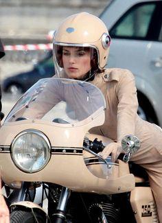 Ducati vs Ms. Knightly...
